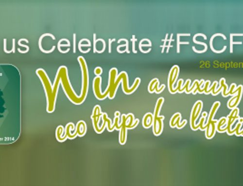 We're supporting FSC Friday!